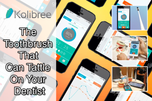 The Toothbrush That Can Tattle On Your Dentist