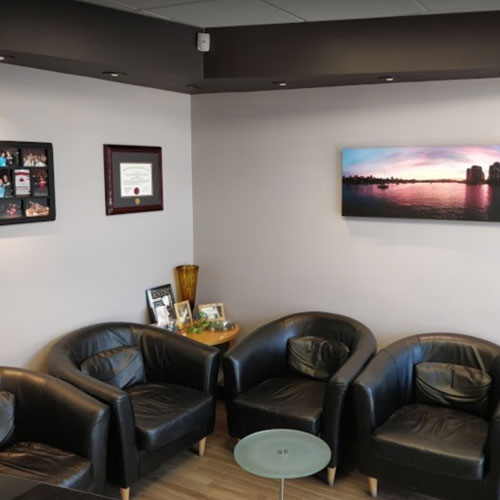 kitsilano front dental office